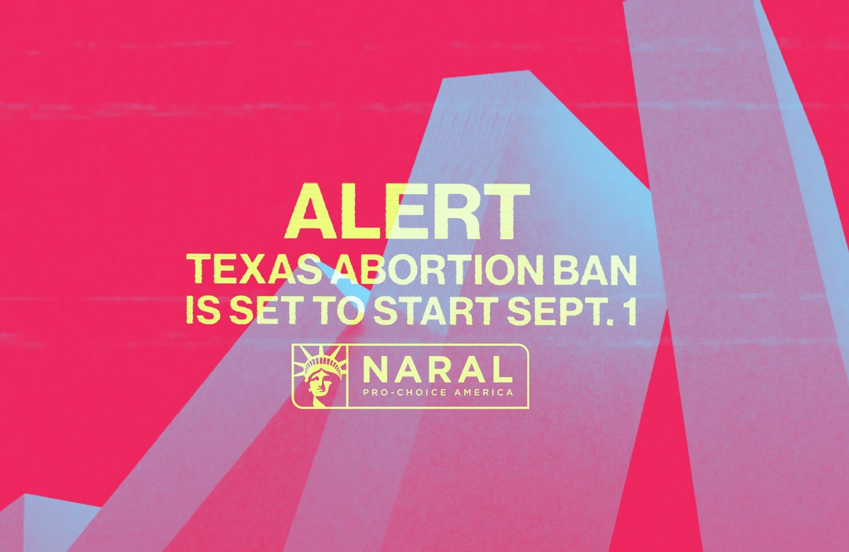 NARAL's ad about Texas' SB8 abortion law highlights why this is so insidious.