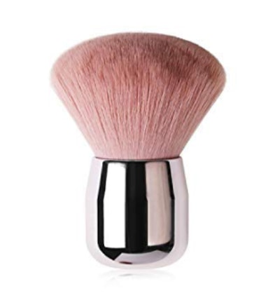 Tenmon Pink Kabuki Brush