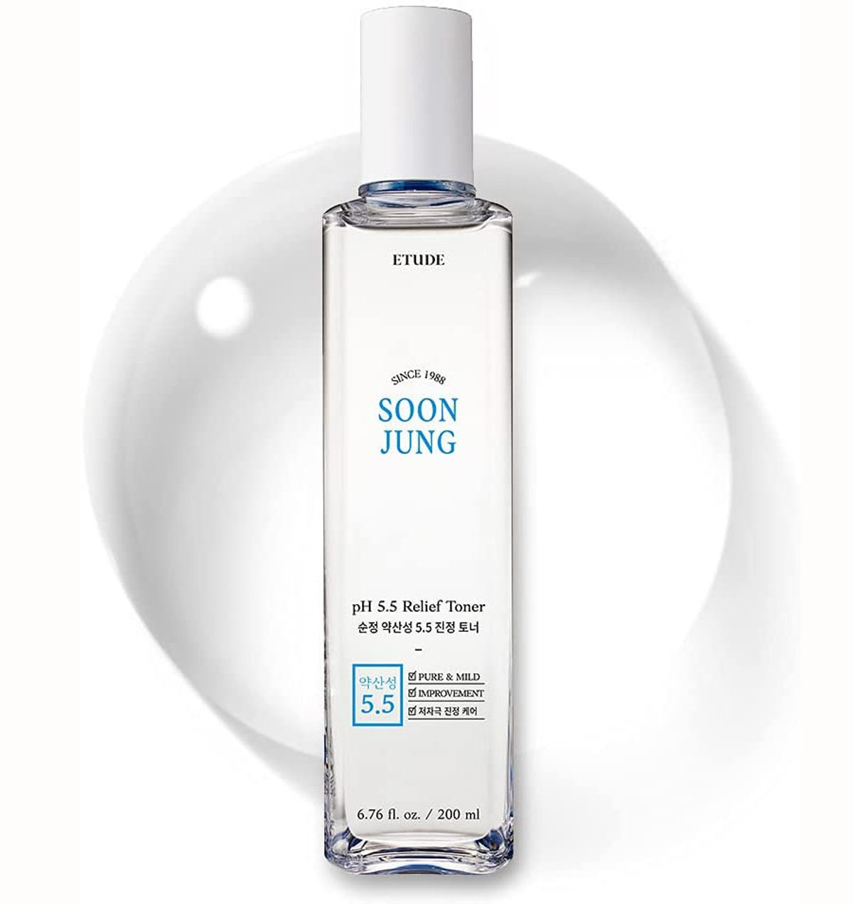 Etude Soonjung pH5.5 Relief Toner