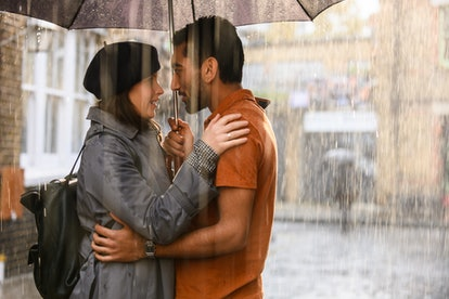 Felicity Jones and Nabhaan Rizwan star in original streaming romance 'Last Letter From Your Lover.' ...