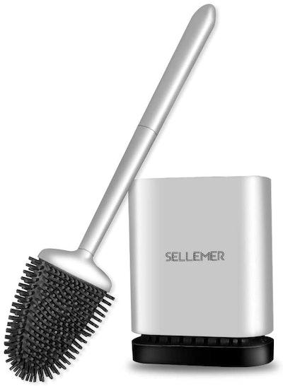 Sellemer Toilet Brush & Holder