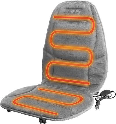 HealthMate Velour Heated Seat Cushion