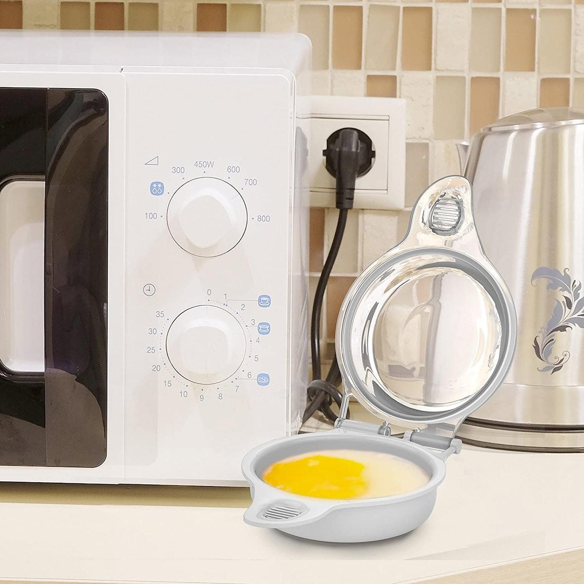 Chef Buddy Microwave Egg Maker