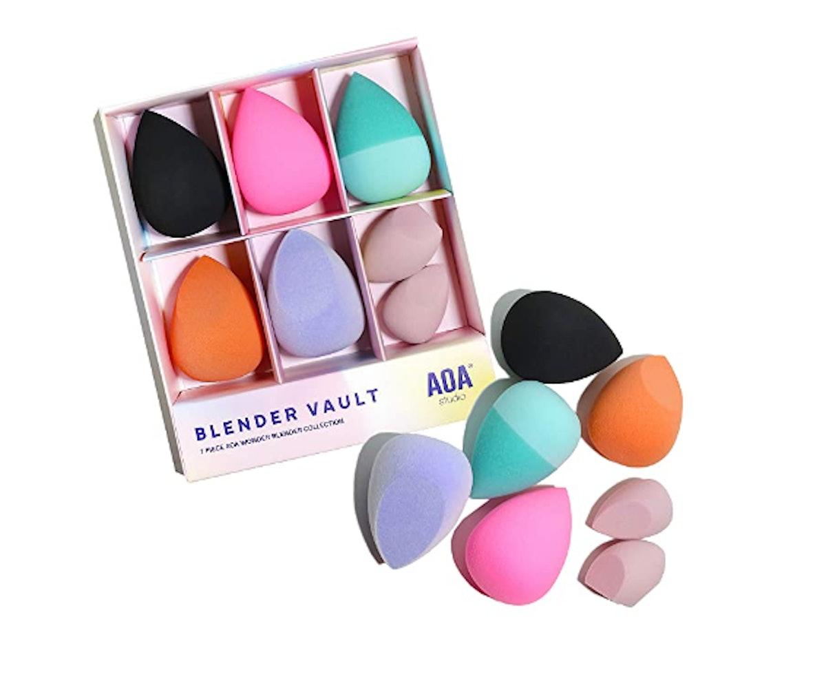 AOA Studio Beauty Makeup Sponge Combo Set