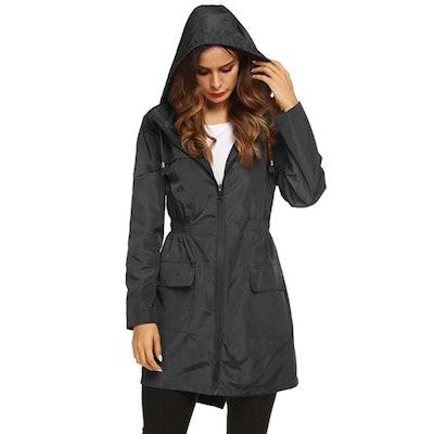 LOMON Lightweight Raincoat