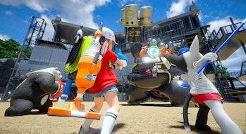 dokev combat screenshot