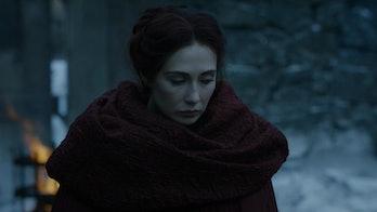 Carice van Houten as Melisandre in Game of Thrones Season 6