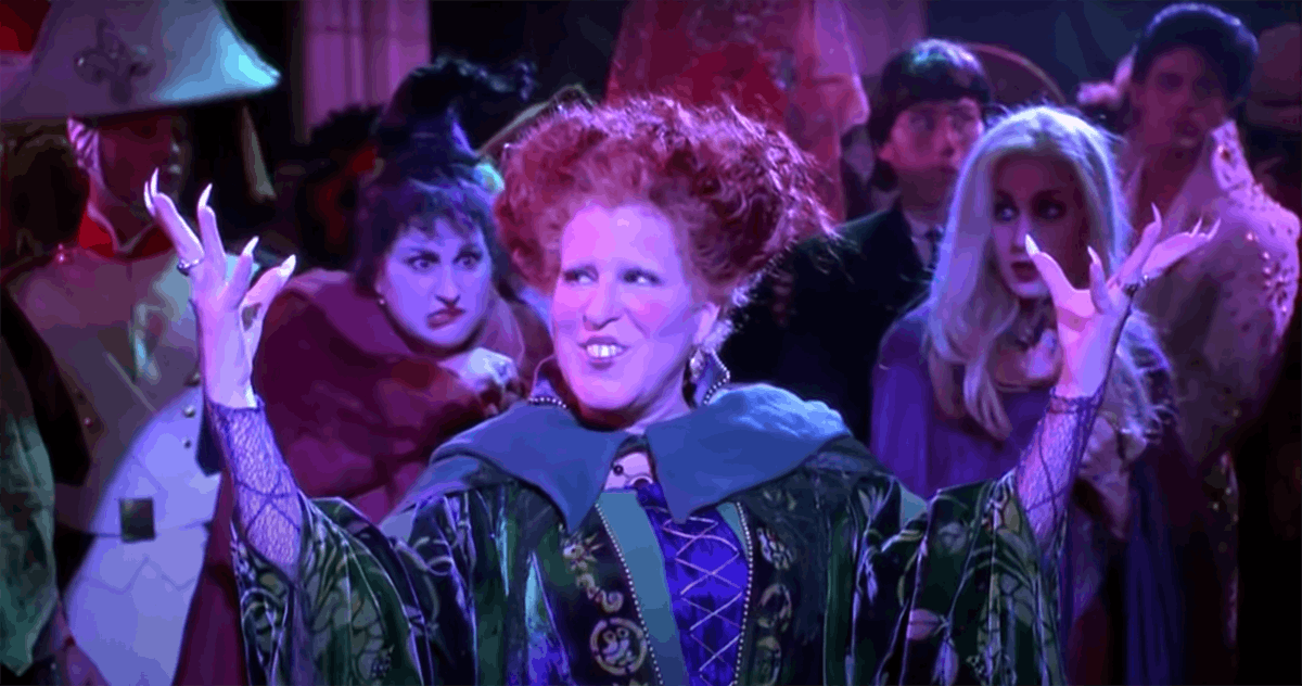 Freeform's Halloween Road is coming back for 2021 with so many 'Hocus Pocus' references.
