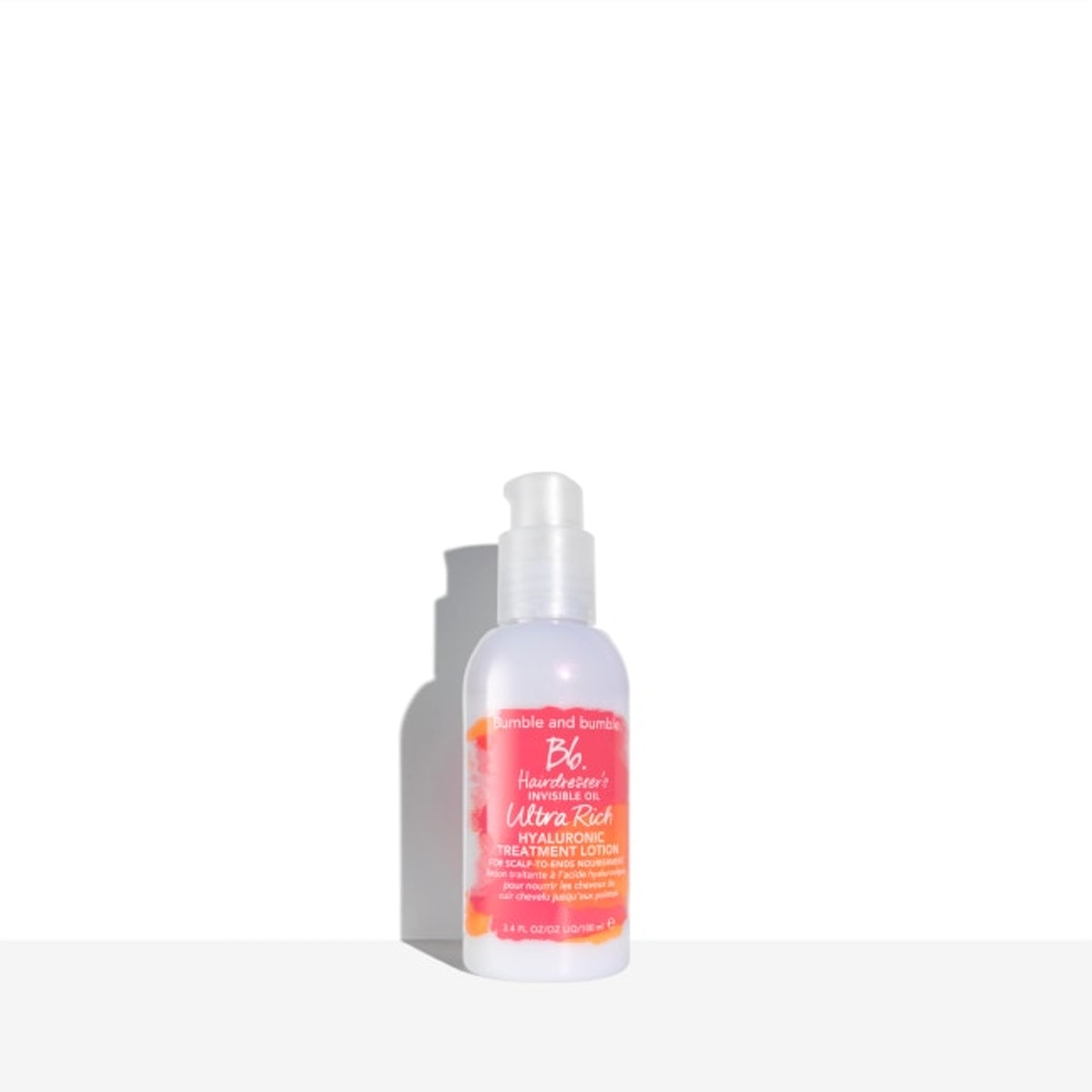 Hairdresser's Invisible Oil Ultra Rich Hyaluronic Treatment Lotion