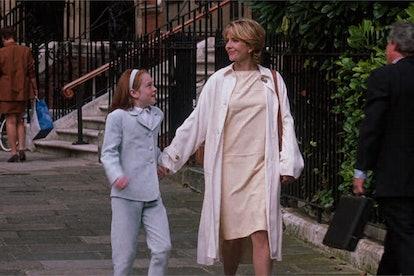 Lynsey Lohan and Natasha Richardson star in The Parent Trap