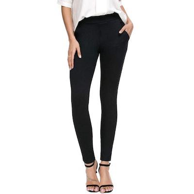 Bamans Slim Stretch Dress Pants