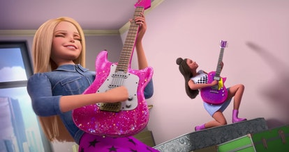 Barbie: Big City, Big Dreams takes place in New York.