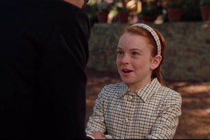 Lynsey Lohan stars in The Parent Trap
