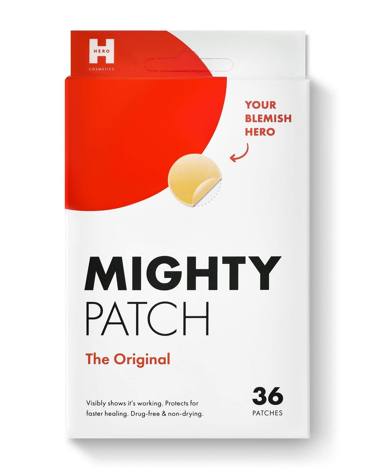 Mighty Patch Original From Hero Cosmetics (36-Count)