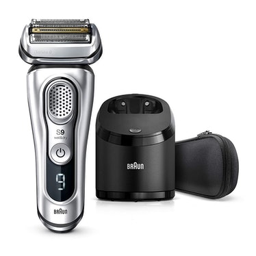 Braun Electric Foil Shaver With Precision Beard Trimmer