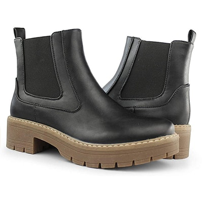 Hawkwell Chunky Chelsea Boot