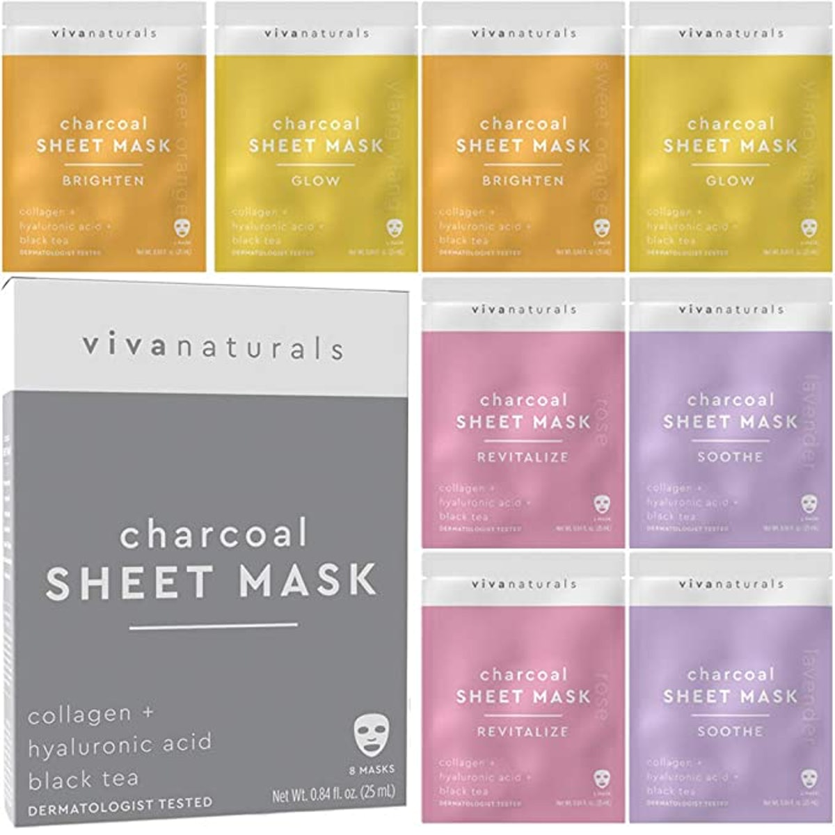 Viva Naturals Face Masks Skincare
