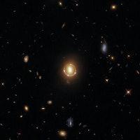 Look: Hubble captures rare Einstein Ring phenomenon