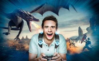 Panasonic SoundSlayer promo image