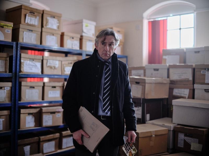 Steve Coogan as DCI Clive Driscoll