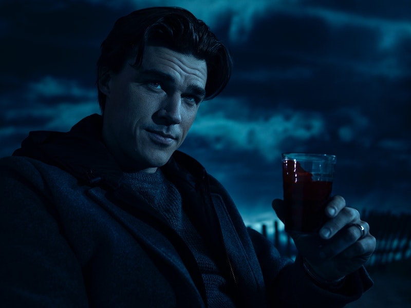 Finn Wittrock as Harry Gardner on 'American Horror Story: Double Feature' via the FX press site