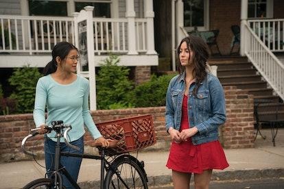 Leah Lewis stars in 'The Half of It.' Photo via Netflix