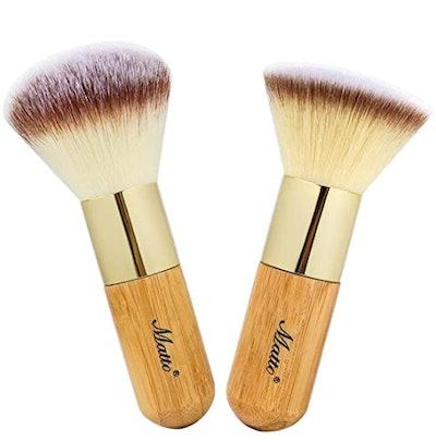 Matto Kabuki Brush Set (2 Pieces)