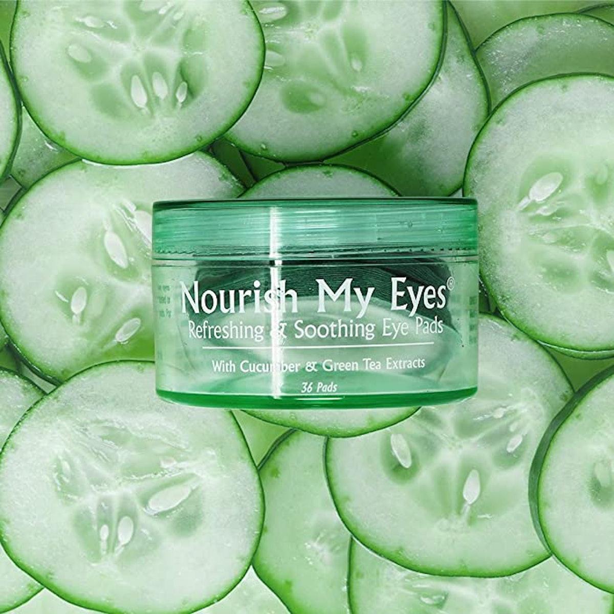 Fran Wilson Nourish My Eyes Cucumber