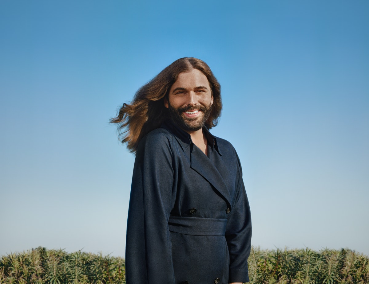 Jonathan Van Ness to release hair care line, JVN