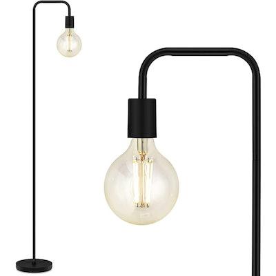 BoostArea Industrial Floor Lamp