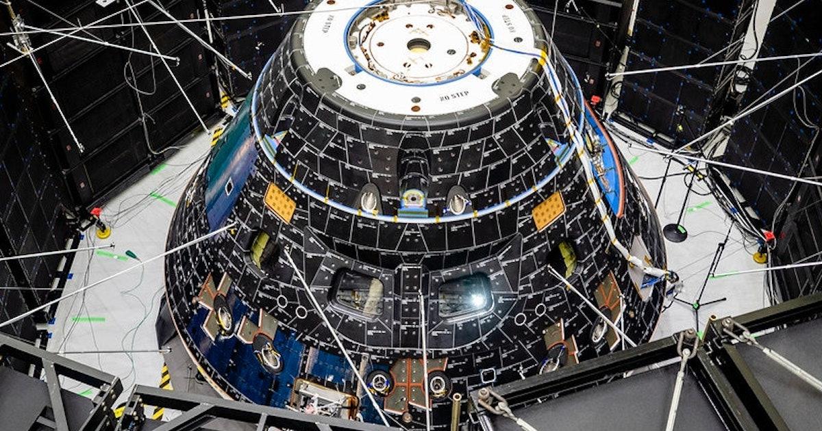 A virtual tour of Orion<br>