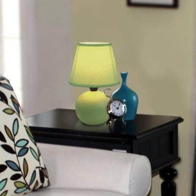 Simple Designs Globe Table Lamp