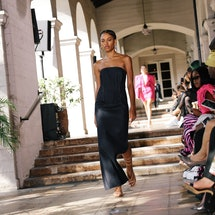 Lionne designer Latoia Fitzgerald shares what's next for her fashion brand after her viral L.A. runw...