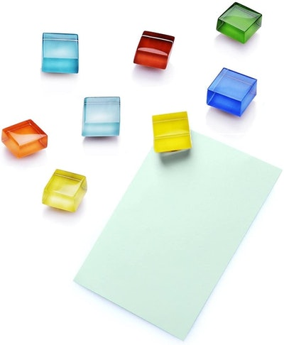 Mymazn Colorful Fridge Magnets (24 Pack)