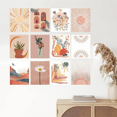 Zunniu Botanical Prints (Set of 12)