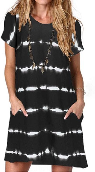 Alaster T-Shirt Dress
