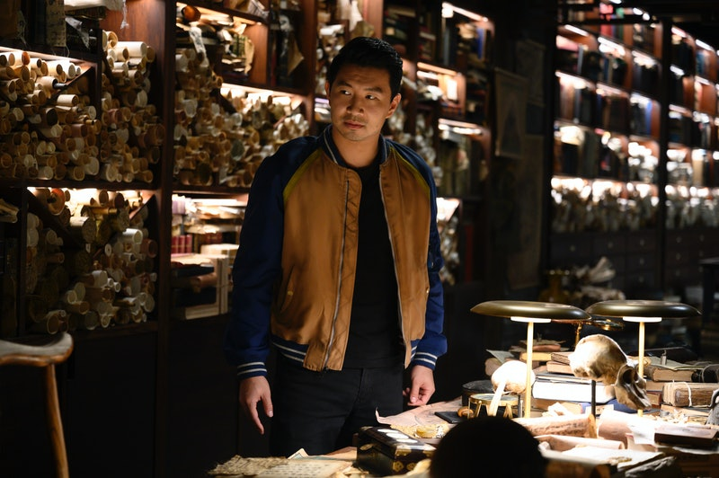 Simu Liu stars in 'Shang-Chi and the Legend of the Ten Rings.'