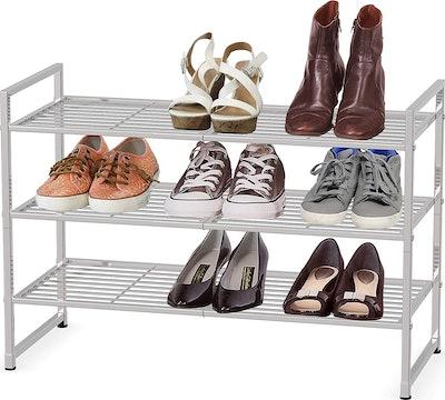 Simple Houseware 3-Tier Shoe Organizer