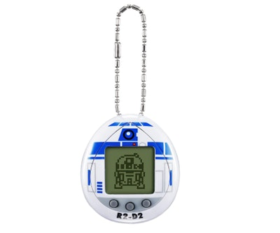 Tamagotchi Star Wars: R2-D2 Classic White
