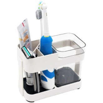 Funly mee Toothbrush and Toothpaste Stand Holder