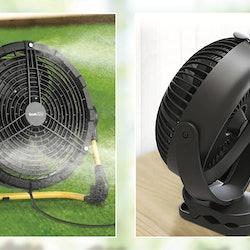 best misting fans