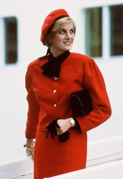Princess Diana's hats, tiaras, and baseball caps were always styled to perfection, and she had a gen...