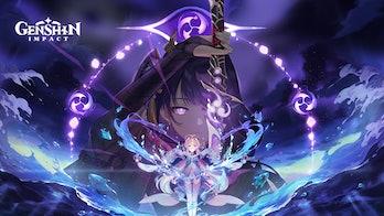 Genshin Impact Baal Raiden Shogun Kokomi