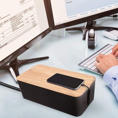 Kenberrys Cable Management Box
