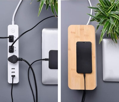 Chouky Cable Management Box (2-Pack)