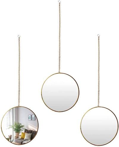 AFFOMO Decorative Mirrors Set