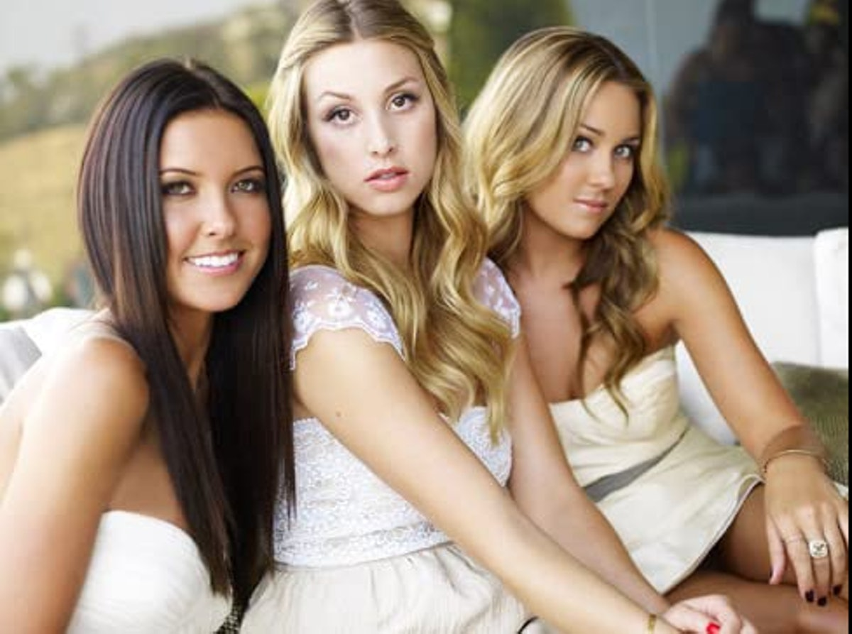 Here's the reason why Lauren Conrad hasn't watch 'The Hills: New Beginnings,' and probably won't eve...