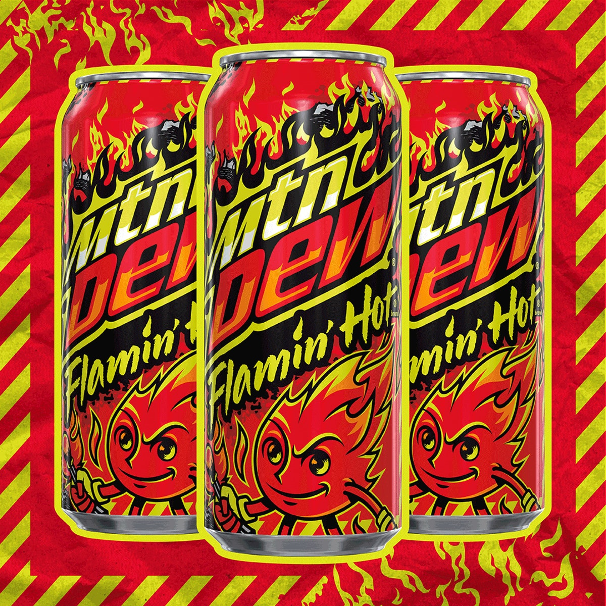 Here's where to buy Mountain Dew Flamin' Hot soda for a fiery sip.