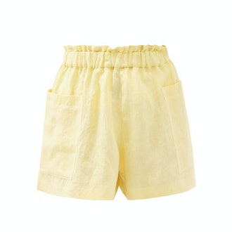 Casa Raki Emilia Wide-Leg Shorts