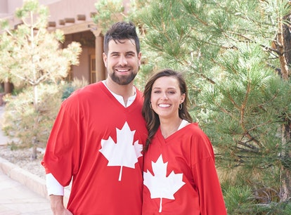 Katie Thurston and Blake Moynes on 'The Bachelorette' hometowns episode